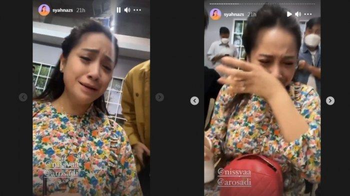 Raffi Ahmad Sumpahi Nagita Slavina Naik Badan Hingga Nangis,'Lihat Aja Nanti