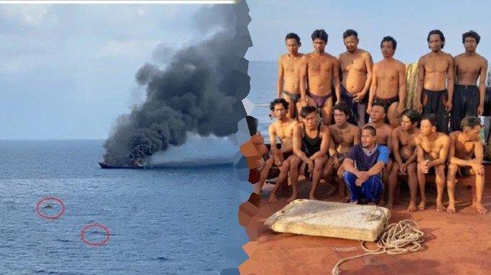 Nahkoda Kapal MT Queen Majesty Ceritakan saat Kapalnya Selamatkan 16 Nelayan Terapung di Laut Jawa
