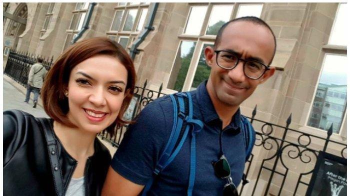 Kisah Cinta Ibrahim Assegaf dan Najwa Shihab, Sampai Diancam Quraish Shihab: Kamu harus Lulus Dulu