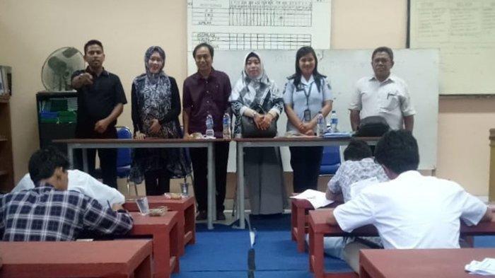 USBN Paket C diikutsertai oleh 3 Anak Binaan Lembaga Pembinaan Khusus Anak Kelas I Medan