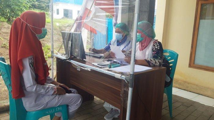 Vaksinasi Covid-19 Tahap 1 dan 2 untuk Nakes di Bolmong Telah Selesai, Realisasi Capai 90 Persen
