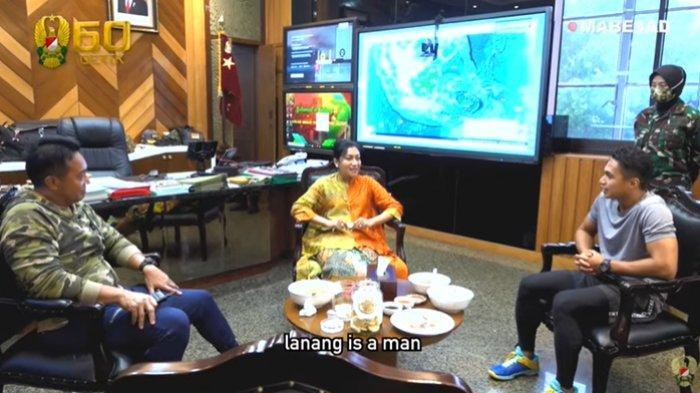 Nama Baru <a href='https://manado.tribunnews.com/tag/aprilia-manganang' title='ApriliaManganang'>ApriliaManganang</a> Setelah Ditetapkan Jadi Pria. Diberi <a href='https://manado.tribunnews.com/tag/nama' title='nama'>nama</a> <a href='https://manado.tribunnews.com/tag/lanang' title='Lanang'>Lanang</a> oleh Istri KSAD Andika Perkasa, ibu Hetty Perkasa.