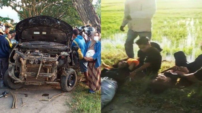 Nama-nama Korban Tewas Kecelakaan Maut di Kendari Senin (07/06/21) Sore, Rombongan Mahasiswa PKL UHO