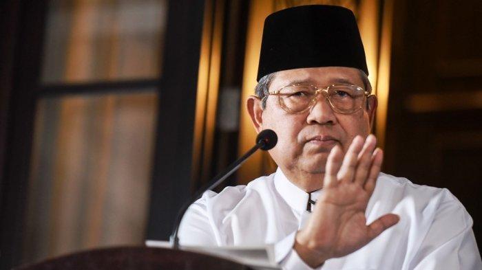 SBY Daftar Partai Demokrat Jadi Kekayaan Intelektual, Pendiri: Kenapa Tak Dirikan Partai Yudhoyono