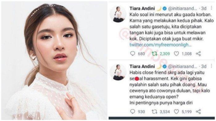 Nama Tiara Andini Trending Topik setelah Cuitannya Disoroti, Netizen: Gak Usah Sok Beropini