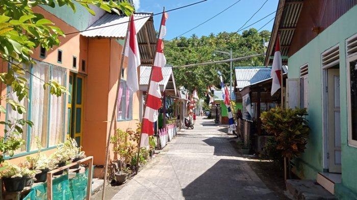 HUT RI di Boltim, Sangadi Kotabunan Selatan Ikuti Intruksi Bupati Sam Sachrul Mamonto