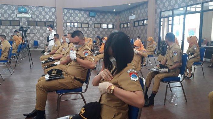 BKPSDM Mitra Beber Hasil Seleksi CPNS, Delapan Posisi Nihil Pendaftar