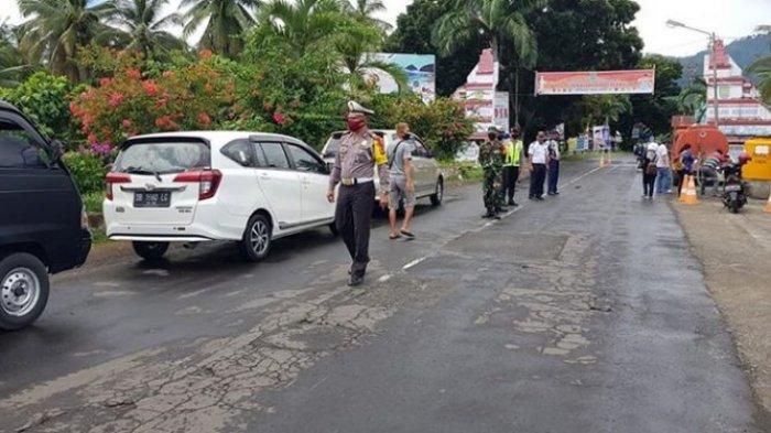 Mulai 6 Mei 2021, Pintu Masuk Kabupaten Bоlmоng Bakal Diperketat