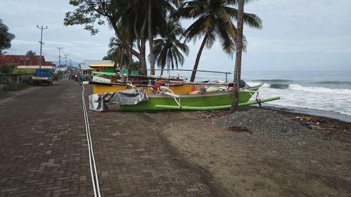 Tak Melaut, Sebagian Nelayan di Bolmong Jadi Driver Bentor