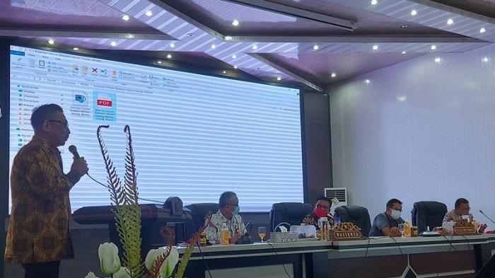 PT Wilmar Lirik Kawasan Ekonomi Khusus Bitung, Ini Pemaparan Direktur di FGD Pemkot Bitung