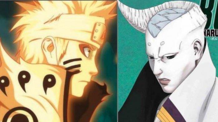 Mangaku Boruto Chapter 53 Kehebatan Mode Bargon Milik Hokage Naruto Dan Misteri Mata Jougan Boruto Tribun Manado