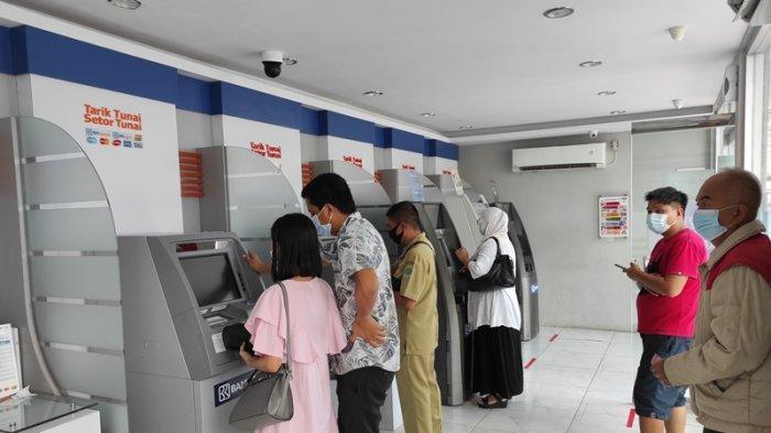 BRI Manado Siapkan Kas Rp 208 Miliar untuk Kebutuhan Lebaran 1442 di Sulut