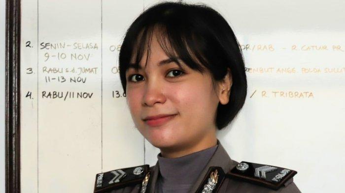 Natalia Rumayar, Polwan Asal Sulut Ini Mengaku Jadi Polisi Harus Mampu Beradaptasi dengan Lingkungan
