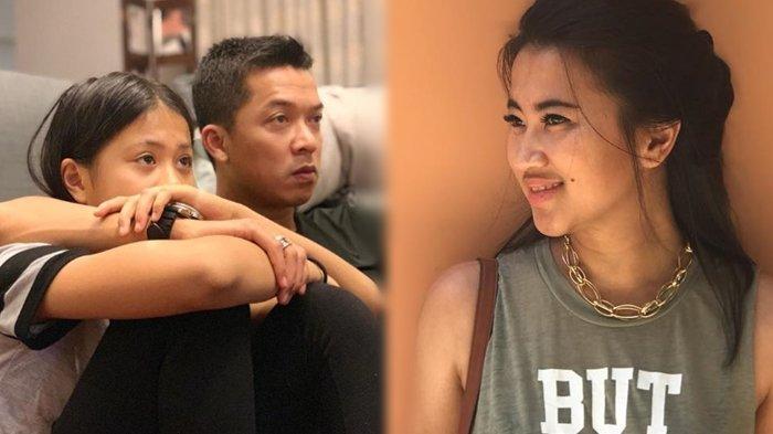 Potret Natarina Alika Hidayat Putri Sulung Taufik Hidayat dan Ami Gumelar, Kini Beranjak Remaja