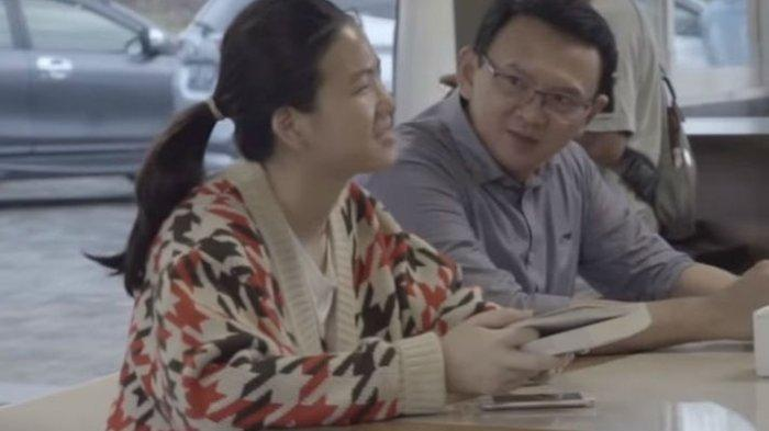 Puput Nastiti dan Putri Ahok Nathania Purnama Bertemu, Kenalan dengan Yosafat, Puput: 'Welcome Aja'