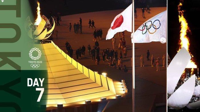Negara-negara dengan Medali Emas Terbanyak di Olimpiade Tokyo 2020, Update Data Klasemen Sementara