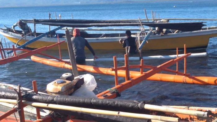 Bupati Paruntu: Angin Kencang Nelayan Diminta Jangan Melaut Dulu