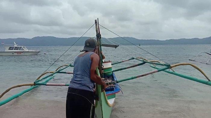 Nelayan Desa Talaud Sempat Dinyatakan Hilang Saat Melaut, Ditemukan 1 Mil dari Pulau Kabaruan