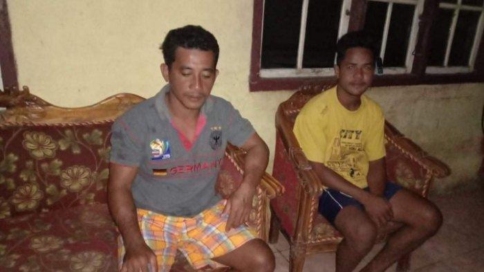 Dua Nelayan Asal Tagulandang Hilang, Mereka Ditemukan Lemas dengan Kondisi Perahu Terbalik