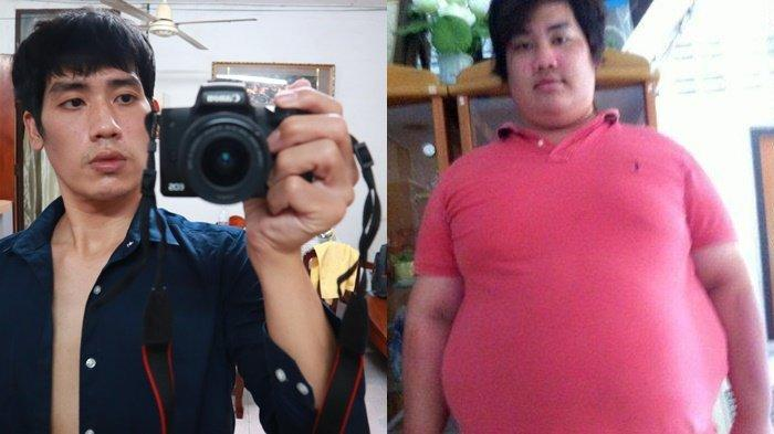 Pria Ini Sukses Turunkan Berat Badan 80 Kg, Tetap Sehat