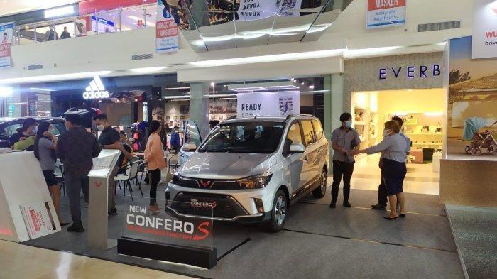Wuling New Confero S Hadir di Manado