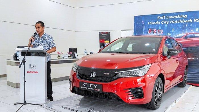 New Honda City Hatcback RS Mengaspal di Sulut, Mobilnya Millenial, Harga Rp 290 Juta