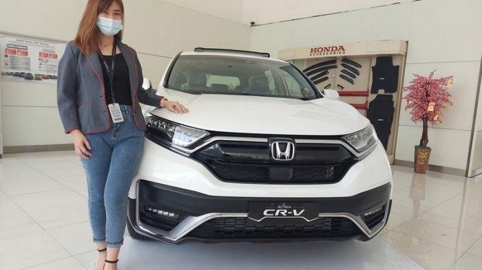 New Honda CR-V Miliki Teknologi Keselamatan Canggih