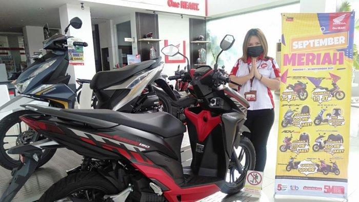 Promo September Meriah Honda DAW, Spesial Diskon hingga Rp 5,5 Juta