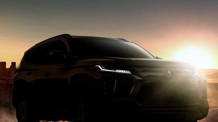 New Pajero Sport Bakal Meluncur pada 16 Februari 2021,Mitsubishi Pamer Foto di Media Sosial