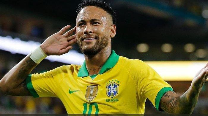 SEDANG BERLANGSUNG Brasil vs Peru di Semifinal Copa America 2021, Neymar Bantu Paqueta Cetak Gol