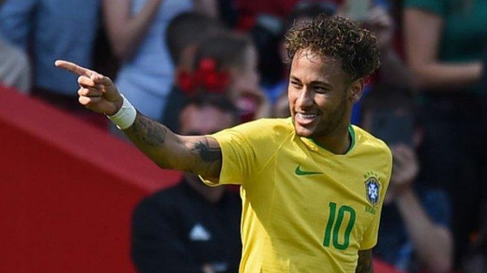Setelah Tumbang Lawan Belgia, Neymar Akhirnya Angkat Suara