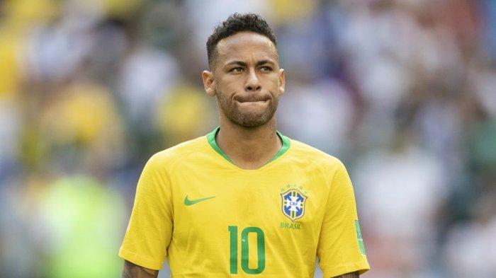 Tampilnya Neymar di Timnas Brasil Membuat Titisannya Gagal Lakukan Debut