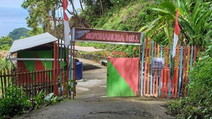 Ng'ghahusa Hill, salah satu destinasi wisata yang ada di Kampung Beong