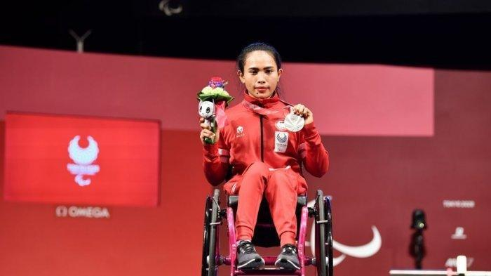 Sukses Raih Medali Perak, Menpora Zainudin Amali Sampaikan Terima Kasih ke Ni Nengah Widiasih