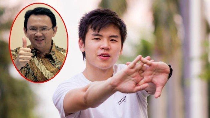 Nicholas Sean Hadiri 7 Bulanan Puput Nastiti Devi, Anak Sulung Ahok: 'Selamat Ayah'