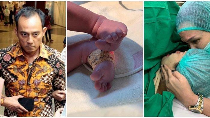 Nikita Mirzani Akhirnya Ungkap Nama Anak Ketiganya,Tak Ada Nama Dipo Latief