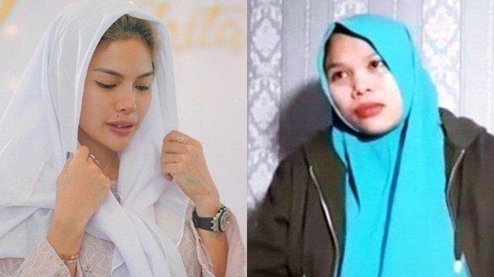 Nikita Mirzani Siap Bantu Istri Alm Sapri Pantun, si Nyai Ungkap Pernah Ditinggal Suami saat Hamil