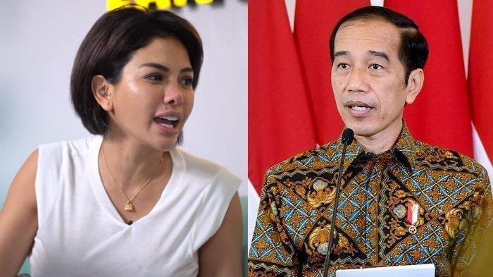 Pantas Ingin Jokowi Jadi Saksi Nikah, Nikita Mirzani Ternyata Fans Berat Presiden 'Niki Fans Banget'