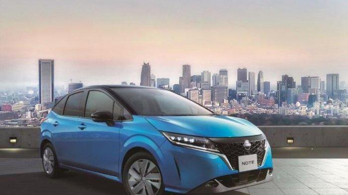 Nissan Luncurkan Mobil Listrik Barunya, Berikut Spesifikasi Note e-Power, Segera Hadir di Indonesia