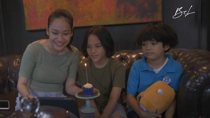 Momen Haru Ulang Tahun Noah Sinclair Diunggah BCL, Anak Alm Ashraf Terharu Baca Puisi dari Sang Ibu