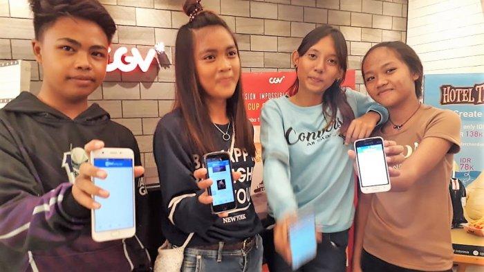 Pakai TFC, Meilena Girang Bisa Nonton Bareng Keluarga di Akhir Pekan