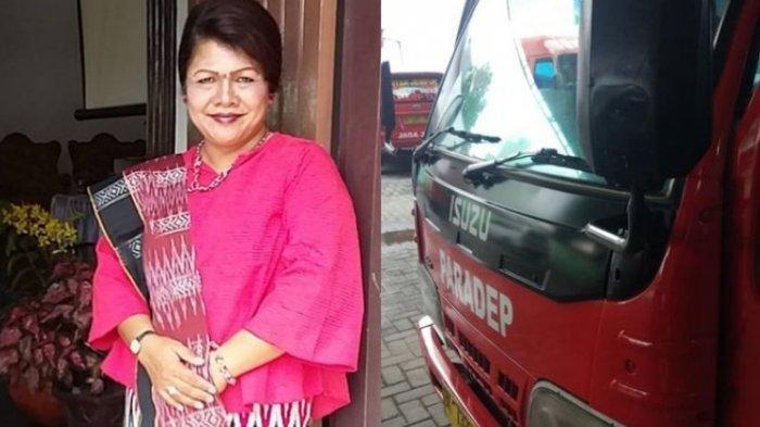 VIRAL, Penumpang Wanita Tiba-tiba jadi Sopir Bus, Dipicu Masalah Tiket Pesawat: Nakal Juga Daku Ya