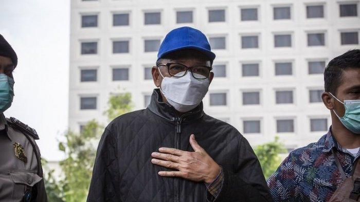 Nurdin Abdullah Bersumpah: ''Saya Tidak Tahu, Demi Allah, Demi Allah''