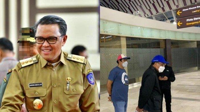 Gubernur Nurdin Abdullah Ditangkap KPK Sabtu Dini Hari, Bukti Uang Rp 1 Miliar
