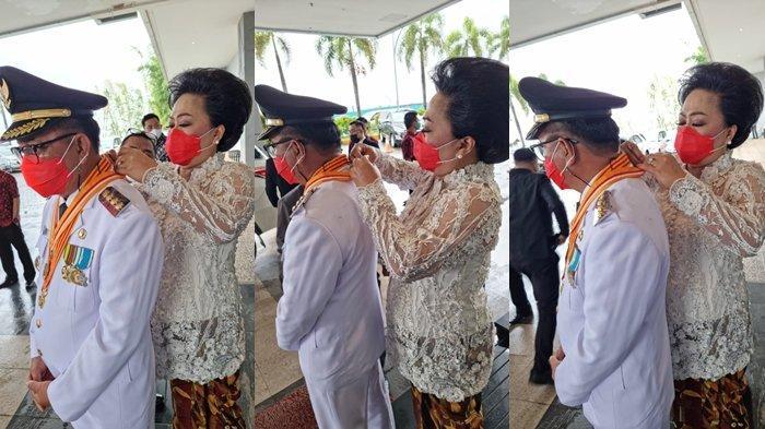 Yang Dilakukan Rita Tangkudung Istri Wali Kota Bitung Maurits Mantiri Sebelum Suaminya Dilantik