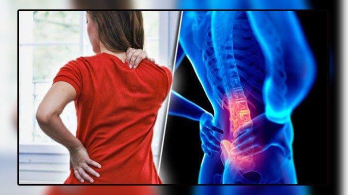 Sakit Punggung Disebabkan Oleh Beberapa Hal Berikut Ini