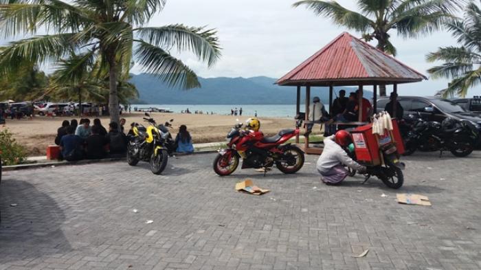 Pantai Lakban Mitra Segera Miliki Kios Cenderamata
