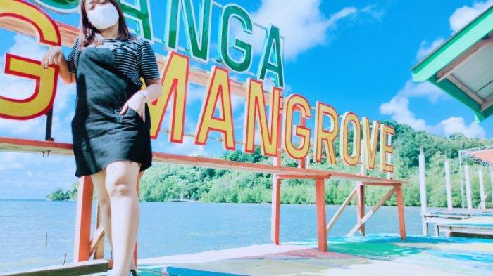 Suguhkan Keindahan Alam, Wisata Hutan Mangrove Binuanga Jadi Destinasi Favorite di Kabupaten Bolmut