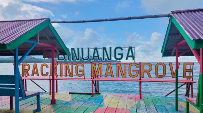 Objek Wisata Tracking Hutan Mangrove