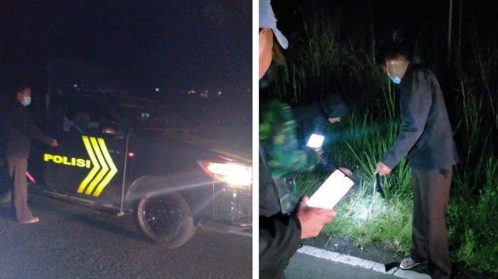 Polsek Lolak Pastikan Korban Tabrak Lari di Bolmong Ditabrak dari Belakang